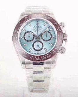 高仿复刻N厂-Rolex–劳力士-宇宙计型迪通拿系列m116506-0001腕表(冰蓝盘)