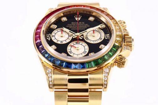 高仿复刻BL厂-Rolex-劳力士-宇宙计型迪通拿系列116599 RBOW腕表