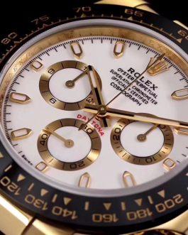 高仿复刻N厂-Rolex- 劳力士-宇宙计型迪通拿系列m116518ln-0041腕表