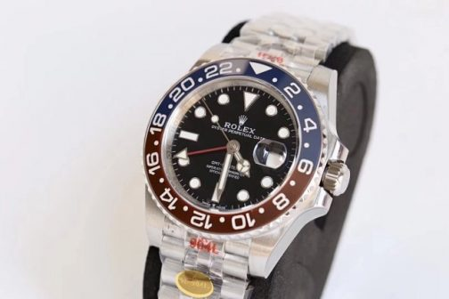 高仿复刻N厂-Rolex- 劳力士-格林尼治型II系列116719-BLRO腕表(可乐圈)