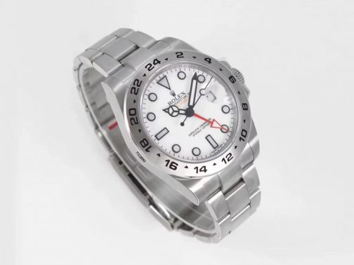 高仿复刻N厂-Rolex- 劳力士-探险家型系列m216570-0001 白盘腕表