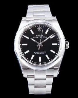 高仿复刻AR厂-Rolex- 劳力士- 蚝式恒动114300系列(黑面)