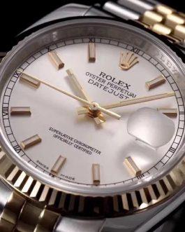 高仿复刻AR厂-Rolex- 劳力士- 日志系列126233腕表系列