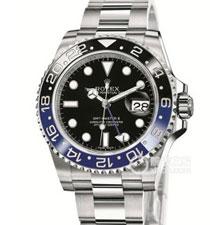 高仿复刻N厂-Rolex- 劳力士-格林尼治型II系列116710BLNR-78200腕表(可乐圈)