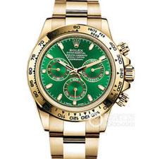 高仿复刻N厂-Rolex-劳力士-宇宙计型迪通拿系列m116508-0013腕表(绿盘)