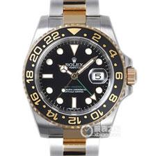 高仿复刻N厂-Rolex- 劳力士-格林尼治型II系列116713-LN-78203腕表