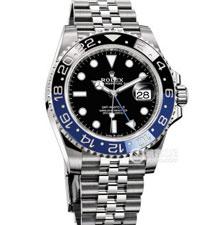 高仿复刻N厂-Rolex- 劳力士-格林尼治型II系列m126710blnr-0002腕表(可乐圈)