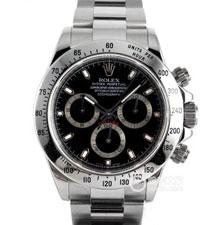 高仿复刻N厂-Rolex-劳力士- 宇宙计型迪通拿系列116520-78590 黑盘腕表(黑钢迪)
