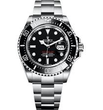高仿复刻N厂-Rolex-劳力士- 海使型系列m126603-0001腕表