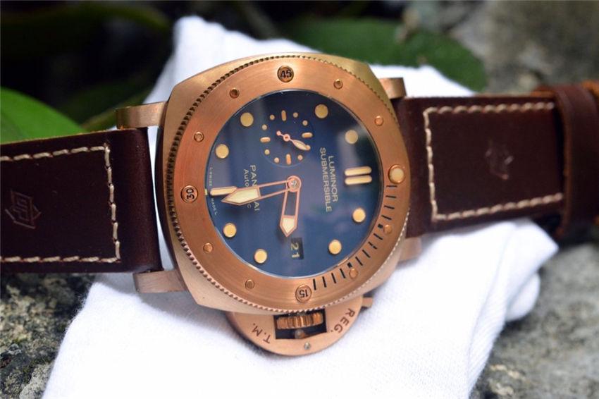 沛纳海青铜PAM671